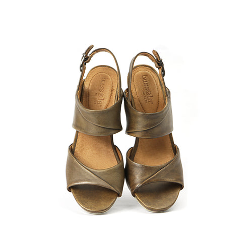 Martinique Slingback Sandals (Taupe)