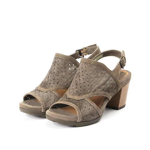 Lima Slingback Sandals (Taupe)