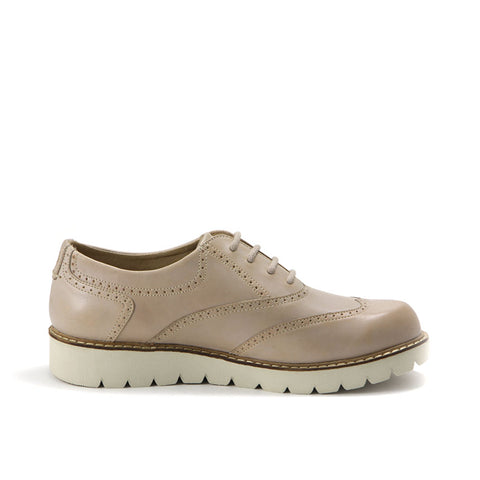 Liverpool Oxfords (Doeskin)