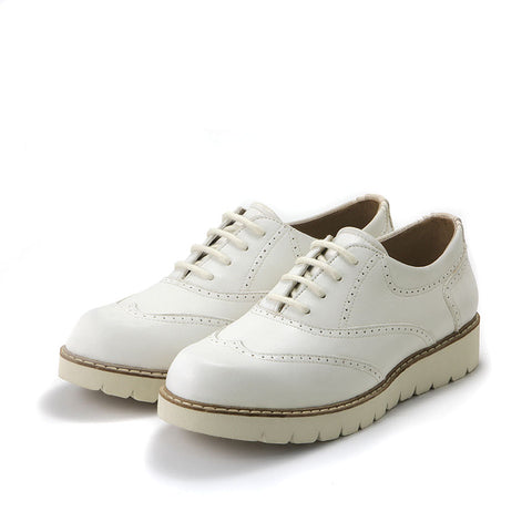Liverpool Oxfords (Bone)
