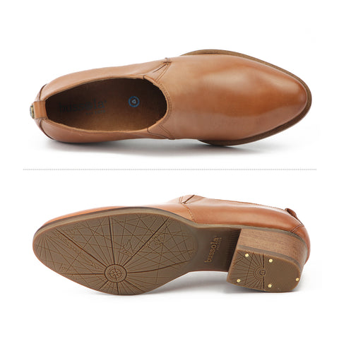 Alameda Elastic Shooties (Brandy)