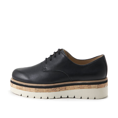 Le Mans Derby Shoes (Black)