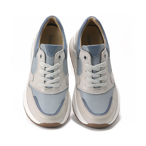 Josie Chunky Sneakers (Vitello Vapor/Jeans/Denim)