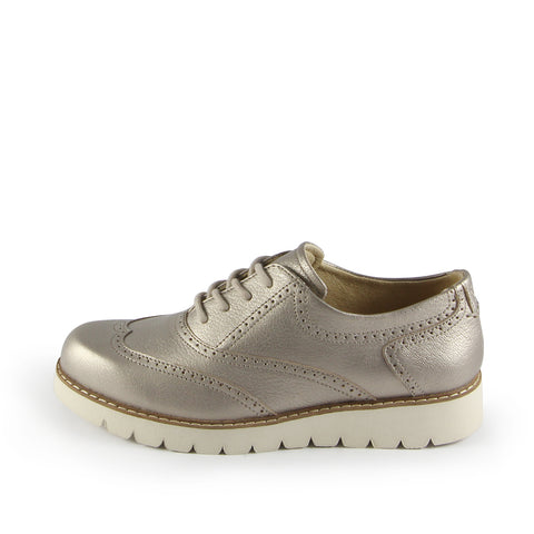 Liverpool Oxfords (White Gold)