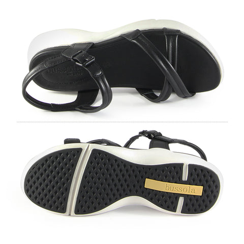 Jamaica Straps Sandals (Nero)