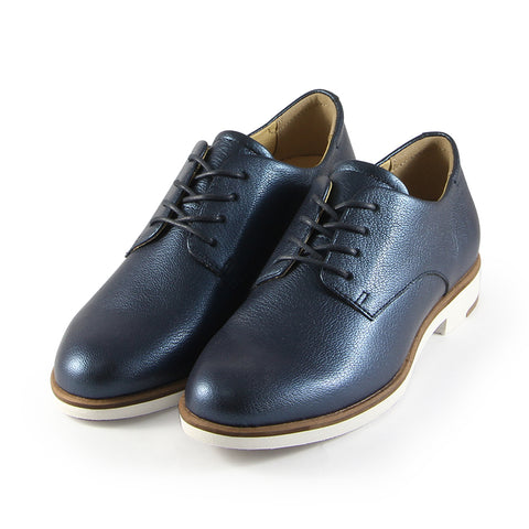 Napoli Derby Shoes (Indigo)
