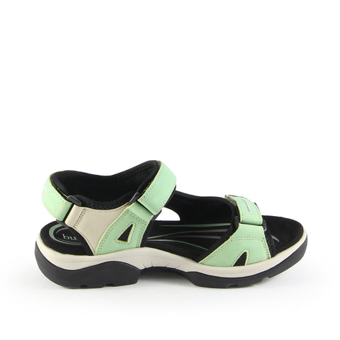 Bordeaux Hiking Sandals (Jade)