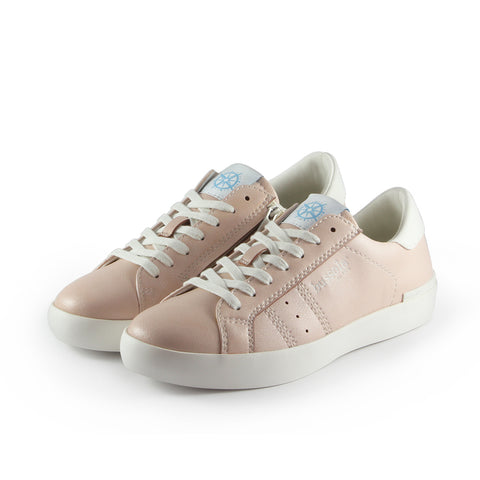 Toscana Lace-Up Sneakers (Satin)