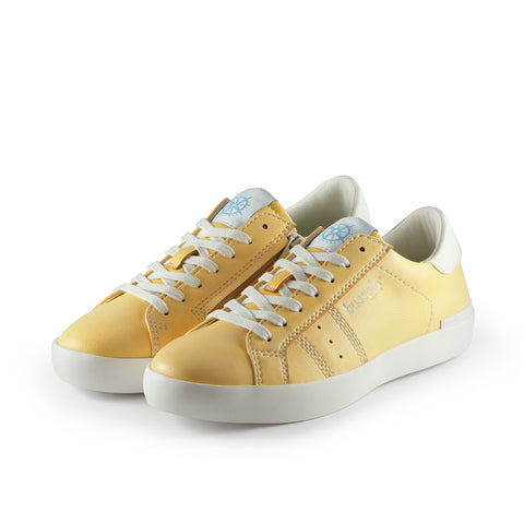 Toscana Lace-Up Sneakers (Amber)
