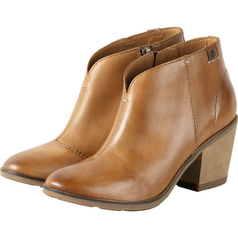 Reikiavik Ankle Booties (TOFFEE)