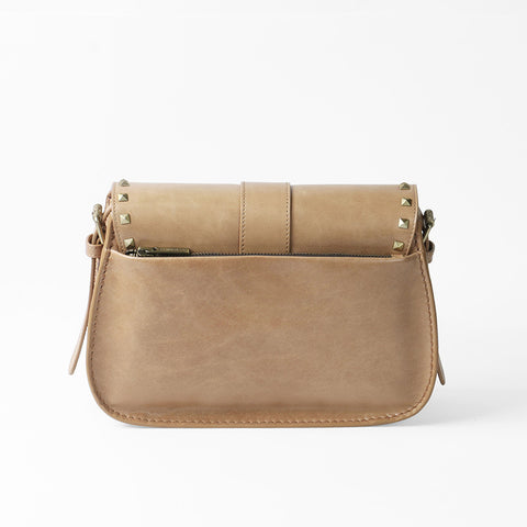 Anglia Crossbody Bag (Doeskin)