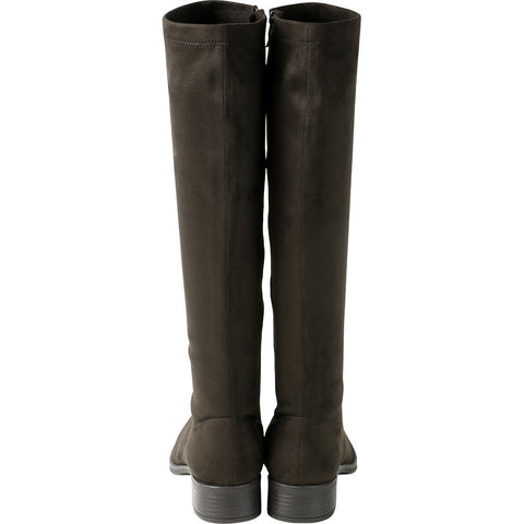 Siena Flexible Knee-High Boots (Coffee)
