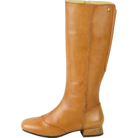 Lausanne Knee-High Boots (Toffee)