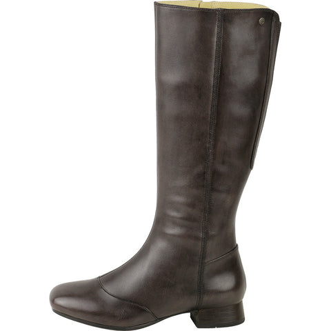 Lausanne Knee-High Boots (Coffee)