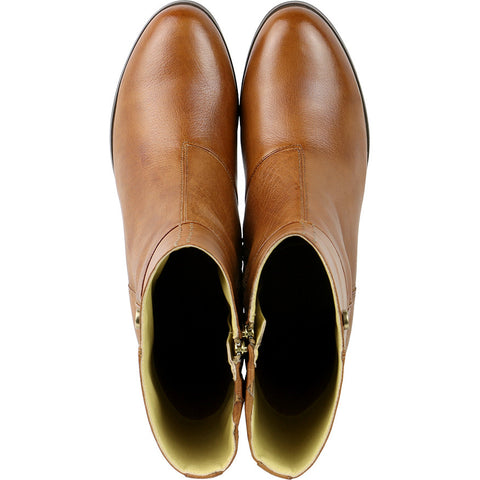 Geneve Mid-High Boots (Toffee)
