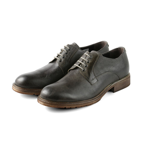 Bolzano Derby Shoes (Dark Taupe)