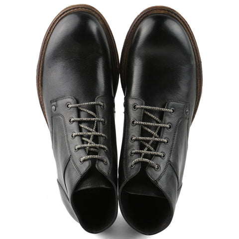 Bolzano Derby Shoes (Black)