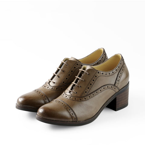 York High Heel Oxford (Fossil)