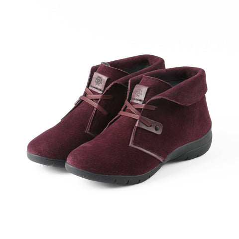 Kolding Hiking Booties (Wine)