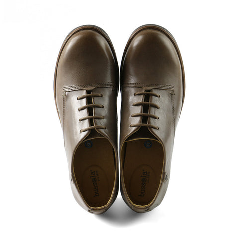 Sirkka Oxfords (Charcoal)
