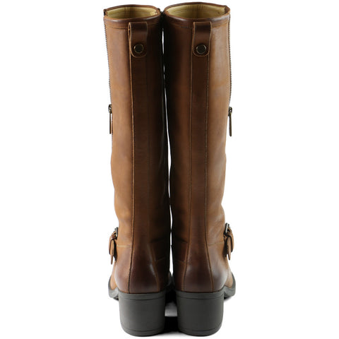 Treviso Riding Boots (Fossil)