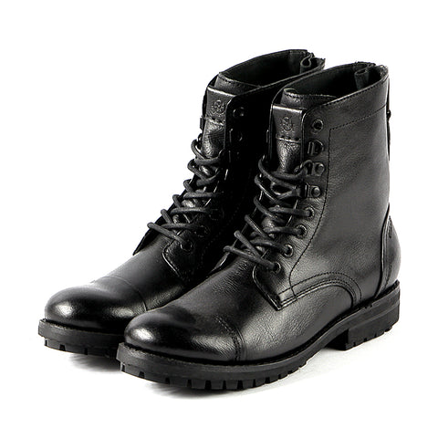 Bowmore Military Boots (Black)