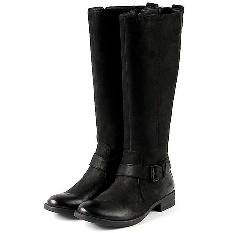 Trapani Riding Boots (Black)