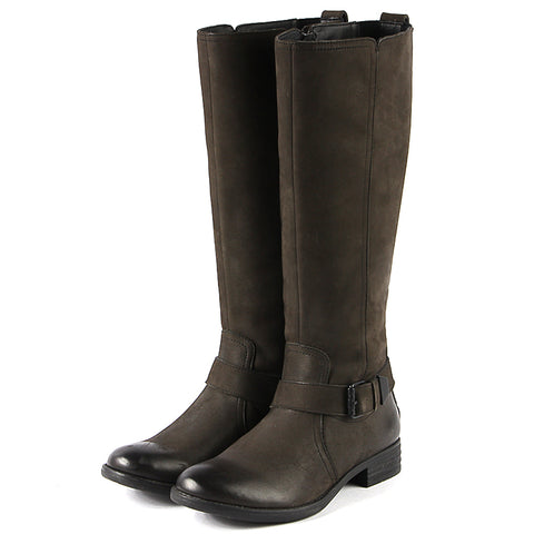 Trapani Riding Boots (Carbon)