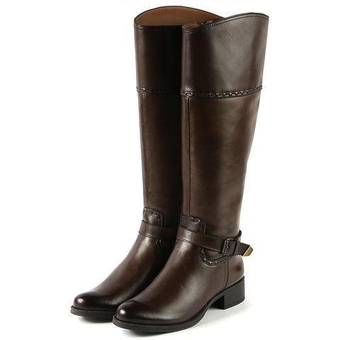 Siena Riding Boots (Brown)