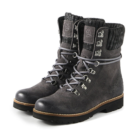 Final-Kalahari Mountain Boots (Charcoal)