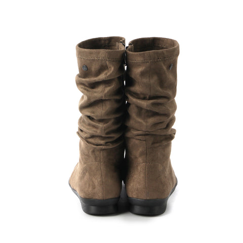Coimbra Flexible Mid-High Boots (Fossil)