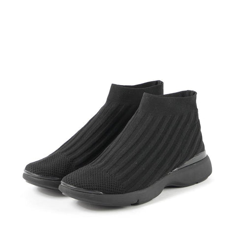 Nagoya Sock Sneakers (Black)