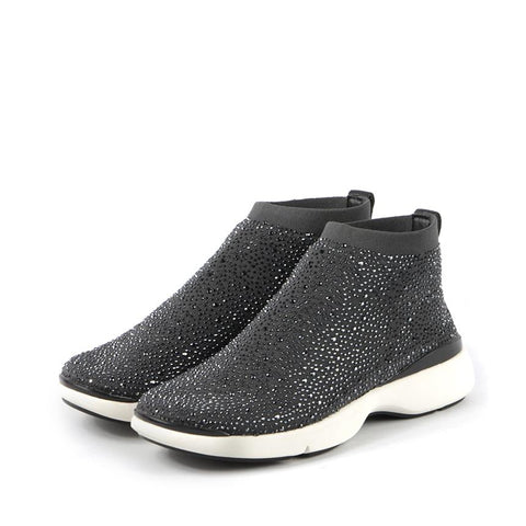 Nagoya Crystal Sock Sneakers (Carbon)