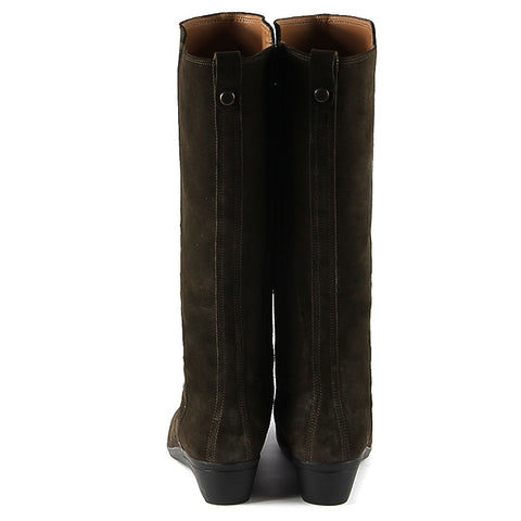Rimini Knee-High Boots (Ebony)