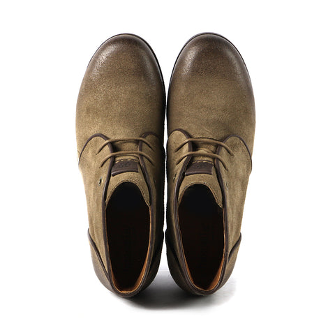 Final-Olbia Chukka Boots (Black)