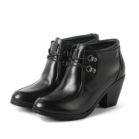Florence Wallaby Booties (Black)