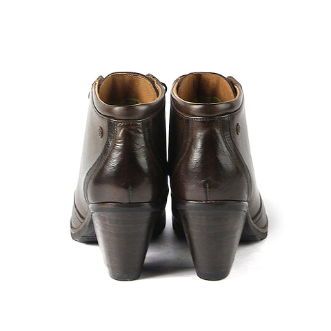 Florence Mountain Booties (Brown)