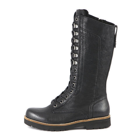 Final-Kalahari Mountain Combat Boots (Black)