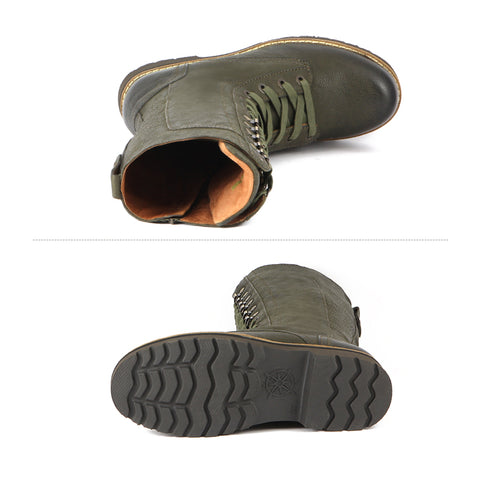 Kalahari Mountain Combat Boots (Military)