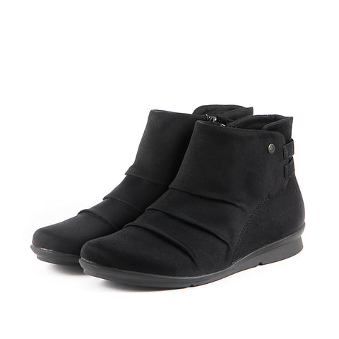 Final-Coimbra Stretch Booties (Black)