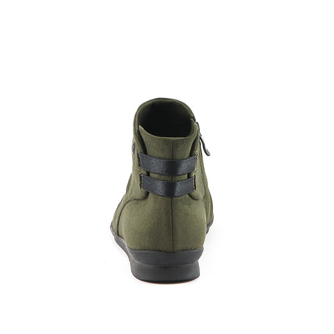 Coimbra Stretch Booties (Military)