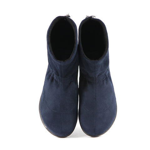 Coimbra Stretch Ankle Boots (Navy)