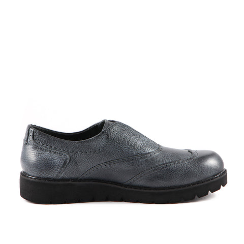 Liverpool Elastic Oxford (Black)