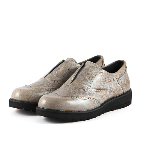 Liverpool Elastic Oxford (Taupe)