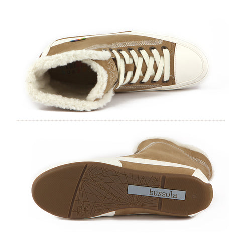 Novara High-Top Sneakers (Desert)