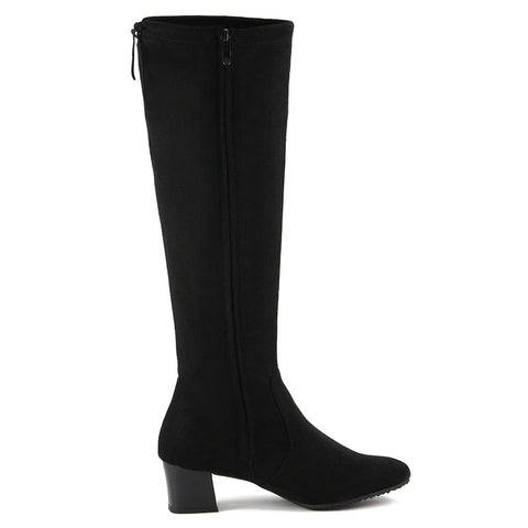Final: Barbados Stretch Boots (Black)