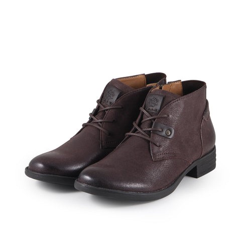 Trapani Chukka Boots (Seal Brown)