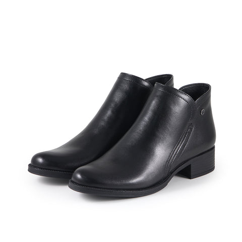 Siena Ankle Boots (Black)