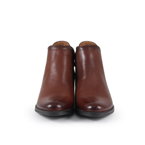 Siena Ankle Boots (Russet)