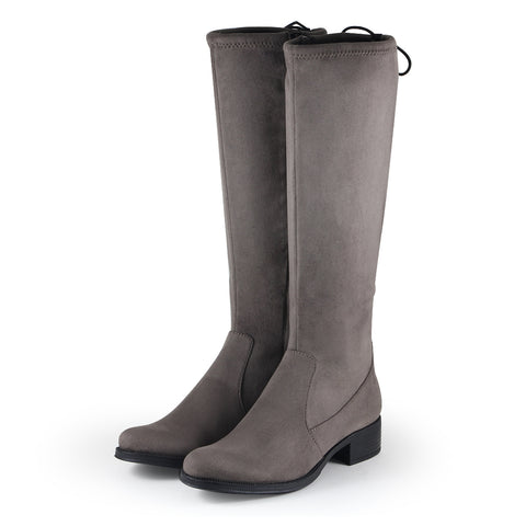 Siena Stretch Boots (Fossil)
